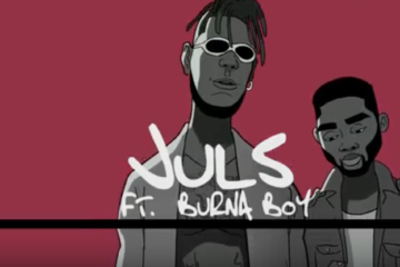 VIDEO: Juls ft. Burna Boy – Gwarn