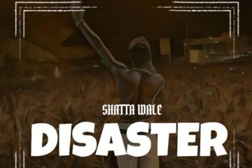 "Shatta Wale Threatens Wizkid In New Diss Track, ""Disaster"" 