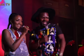 "NotjustOk TV: What Happened Between Simi, Adekunle Gold & Falz At ""See Me Live"" Concert"