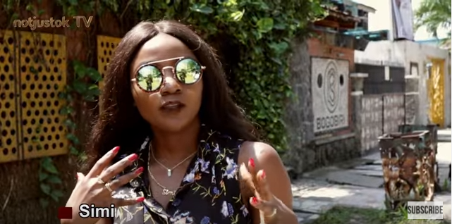 """NotjustOk TV: """"Why I Am Different From The Rest"""" - Simi 
