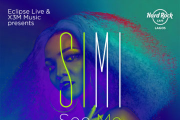 "Simi's Debut Headline Show ""See Me Live"" Happens This Sunday! 