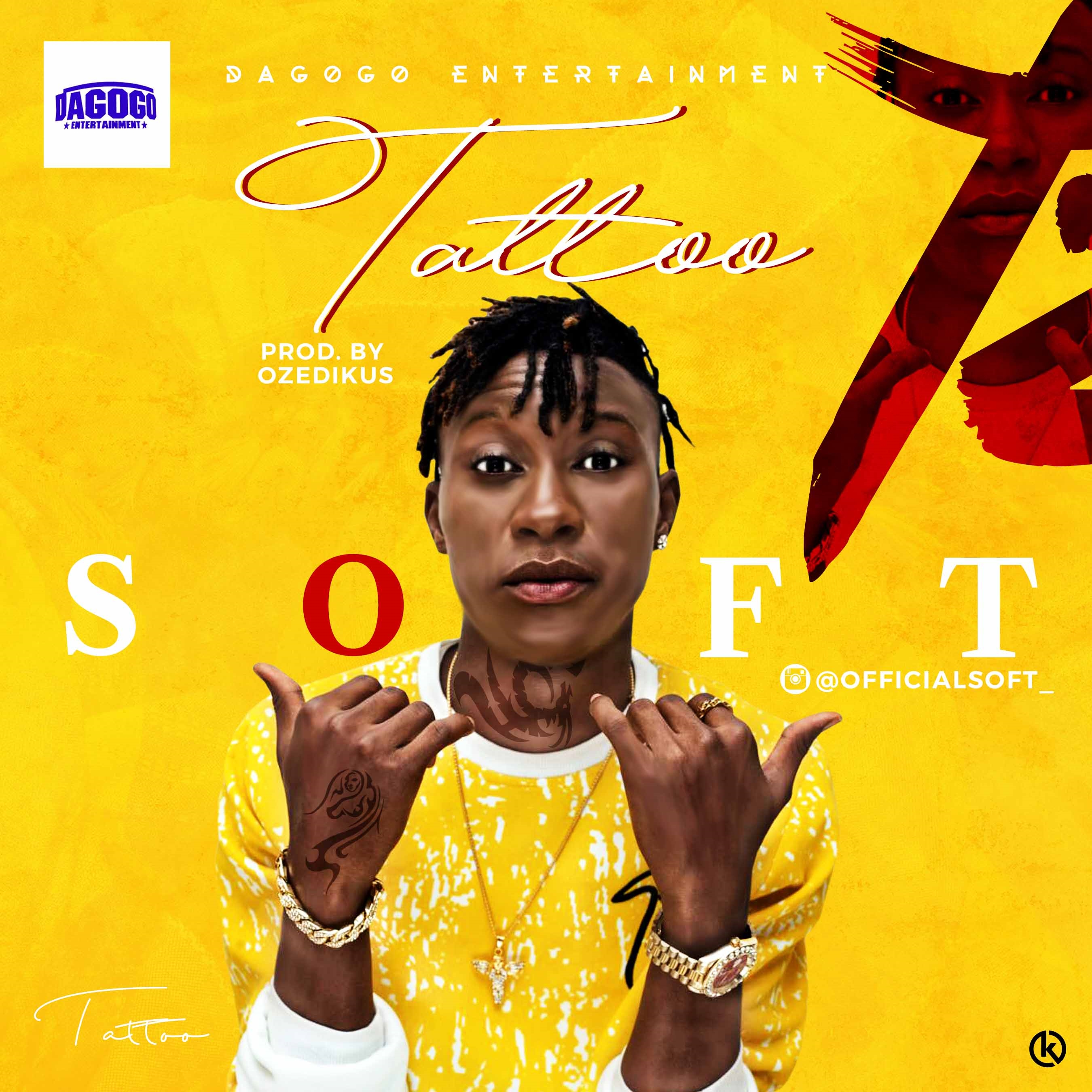 Soft – Tattoo (Prod. By Ozedikus)