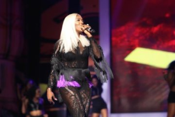 Tiwa Savage Comes For Fans Who Spoke About Her Performance Costume