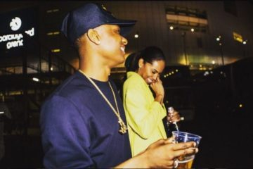 Wizkid Confirms Son With Manager, Jada Pollock