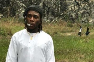 Burna Boy Opens Up About Seeing A Shrink