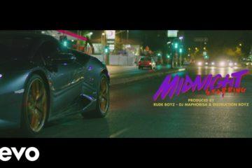 VIDEO: DJ Maphorisa ft. DJ Tira, Busiswa, Moonchild Sanelly – Midnight Starring