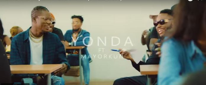VIDEO: Yonda ft. Mayorkun - Bad Girl Riri