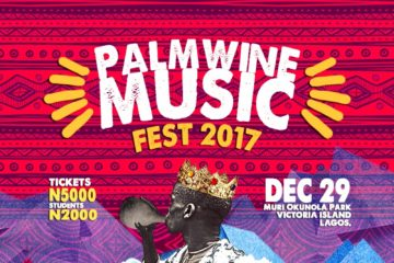 "4 Facts About ""Palm Wine Music Fest"" Hosted by Show Dem Camp, Happening Tomorrow!"