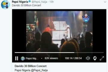 How Pepsi Dominated Social Media With The 30 Billion Concert