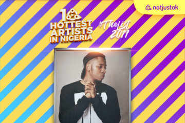 The 10 Hottest Artists In Nigeria #TheList2017: #7 – Runtown