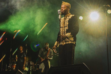 "NotjustOk TV: Lagos Experienced A Magical ""One Night Stand"" With Adekunle Gold At The Balmoral"