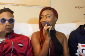 NotjustOk TV: Mayorkun and L.A.X Shut Down Cyprus As Fans Go Wild | Talks 2018 Plans