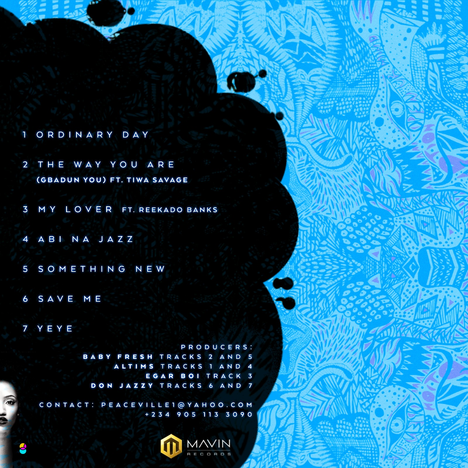 Di'Ja – Aphrodija (EP)