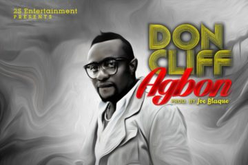 Don Cliff – Agbon (Prod. Joe Blaque)