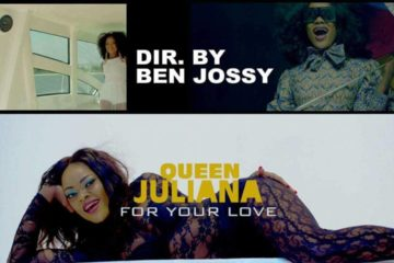 VIDEO: Queen Juliana – For Your Love