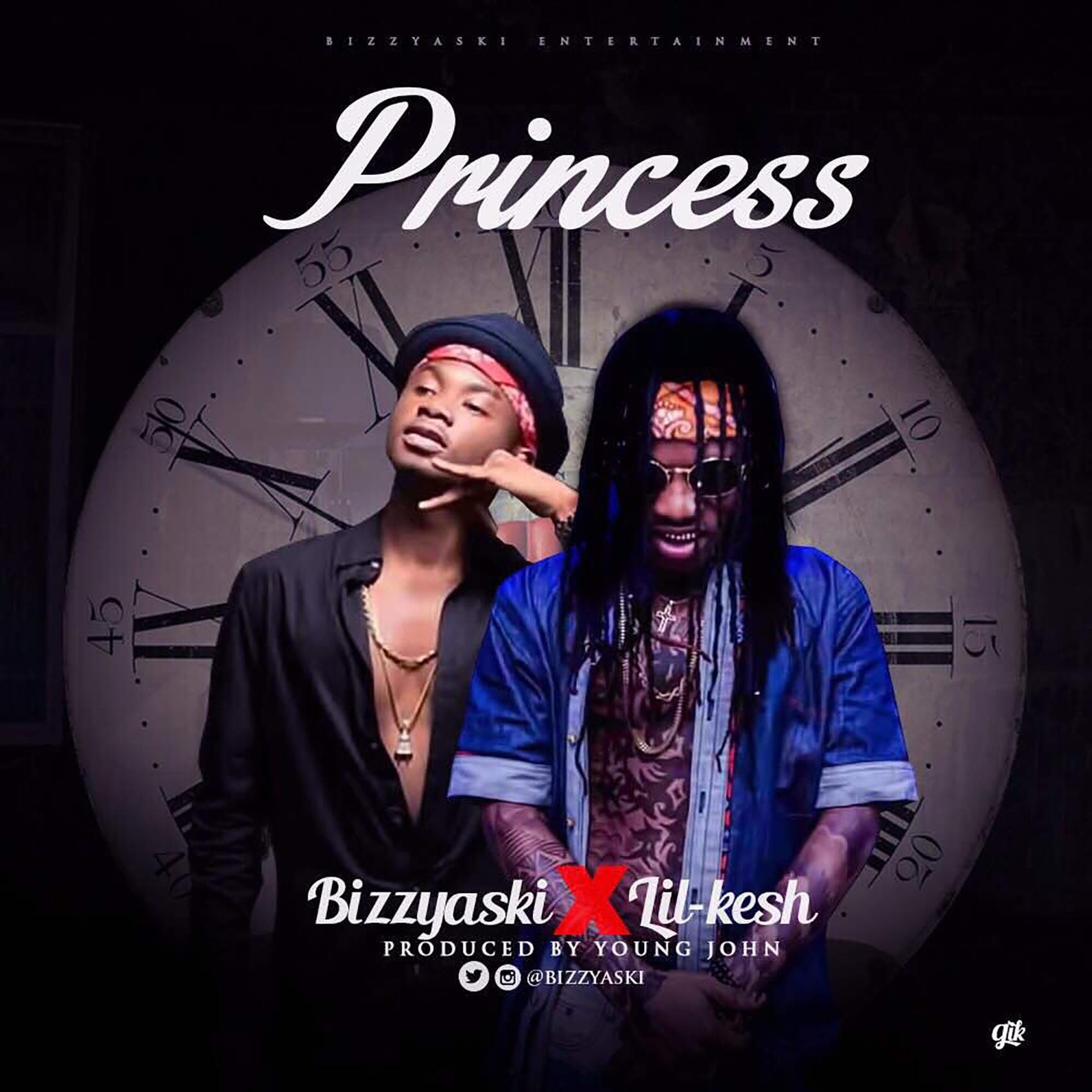 Bizzyaski Ft Lil Kesh – Princess