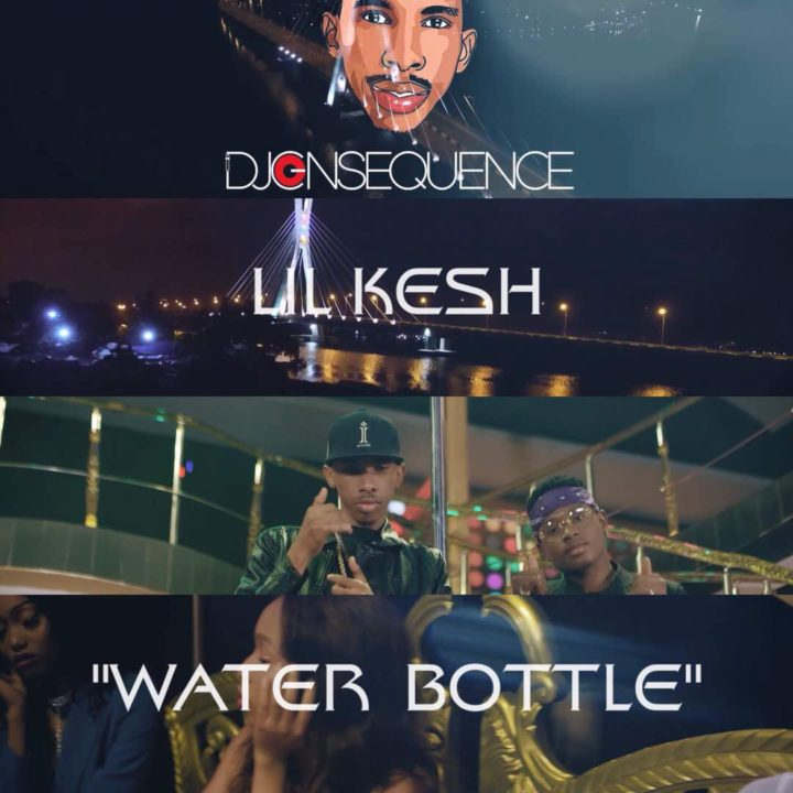 VIDEO: DJ Consequence ft. Lil Kesh - Water Bottle
