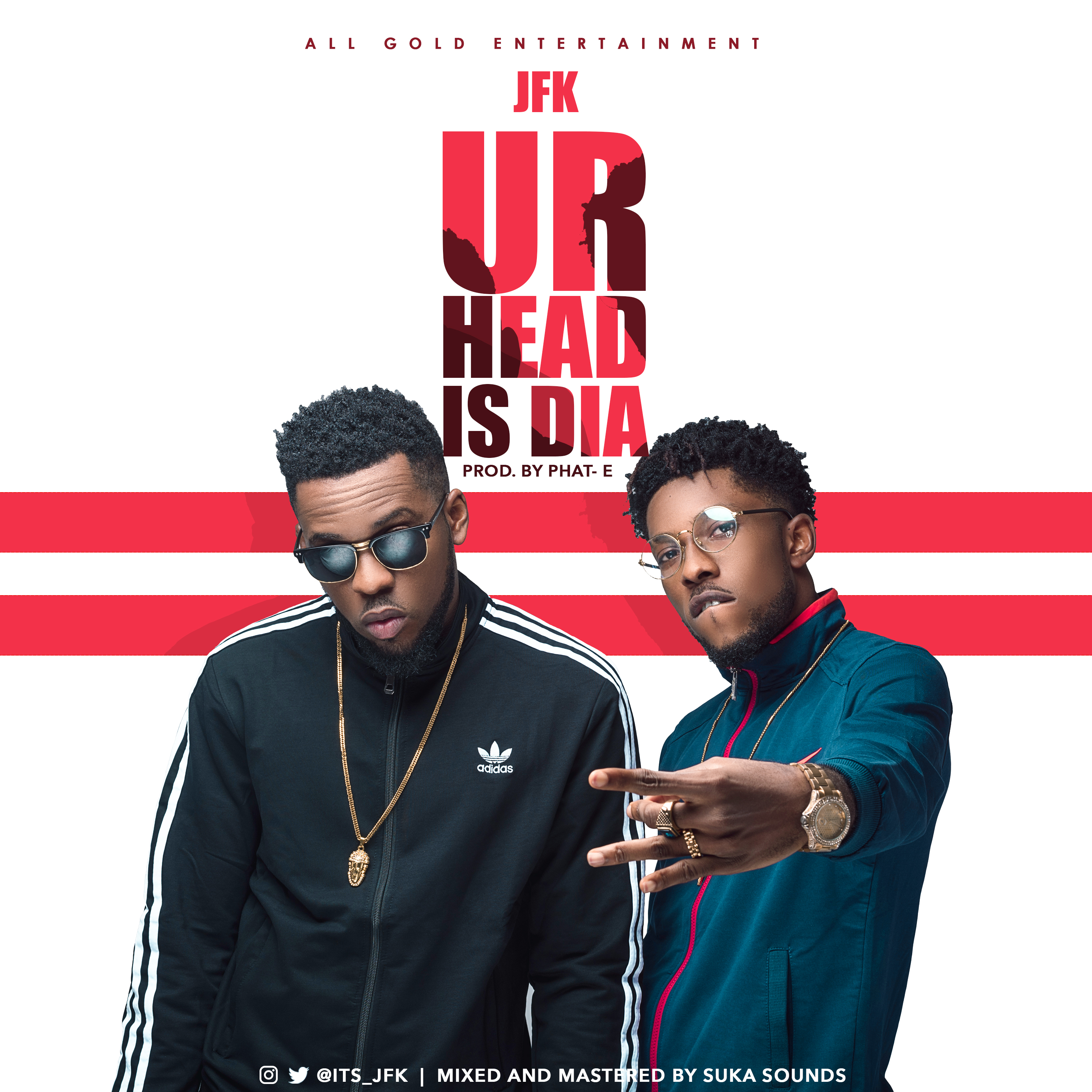 JFK – Ur Head Is Dia (Prod. by Phat-E)