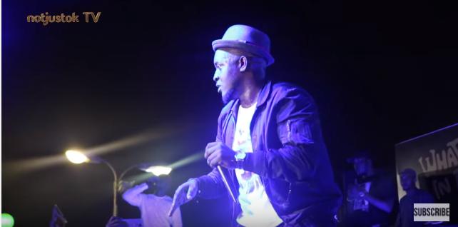 "NotjustOk TV: M.I Abaga, Mr. Eazi, Dremo, BOJ Shut Down AJEBUTTER's ""WHIL"" Concert"