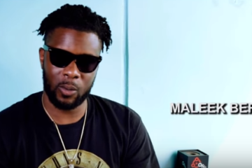 "NotjustOk TV: ""I Was Tempted To Do PonPon Music"" – Maleek Berry 