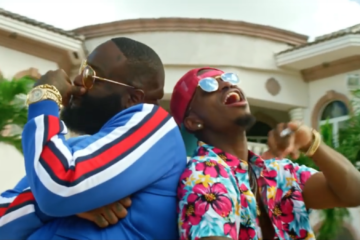 VIDEO: Diamond Platnumz ft. Rick Ross – Waka