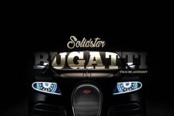 Solidstar – Bugatti (prod. JayNunny)