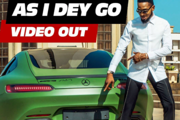 VIDEO: D'banj – As I Dey Go