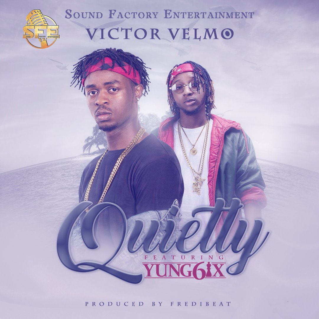 Victor Velmo ft. Yung6ix – Quietly (prod. Fredi Beat)