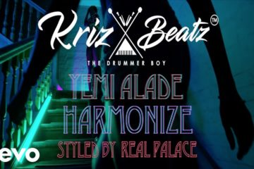 VIDEO: Krizbeatz – 911 ft. Yemi Alade & Harmonize