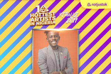 The 10 Hottest Artists In Nigeria #TheList2017: #10 – Ycee