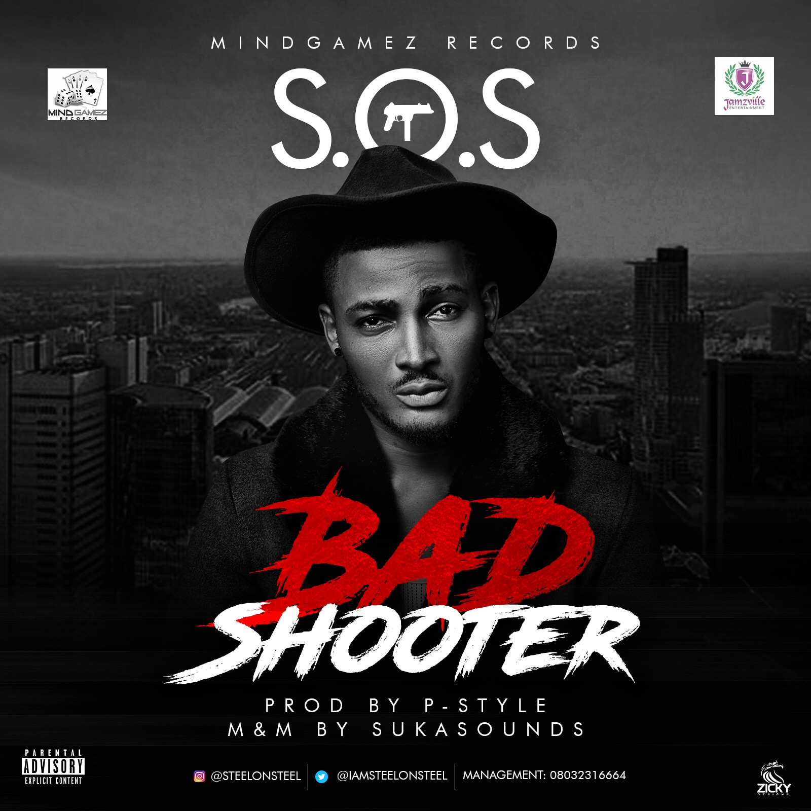 S.O.S – Bad Shooter (Dir. by Mex)