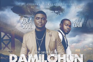 Kolasoul ft. Tjan – Damilohun (Prod. By Johnny Drille)