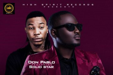Don Pablo – Baby Girl Ft. Solidstar (Prod. Popito)
