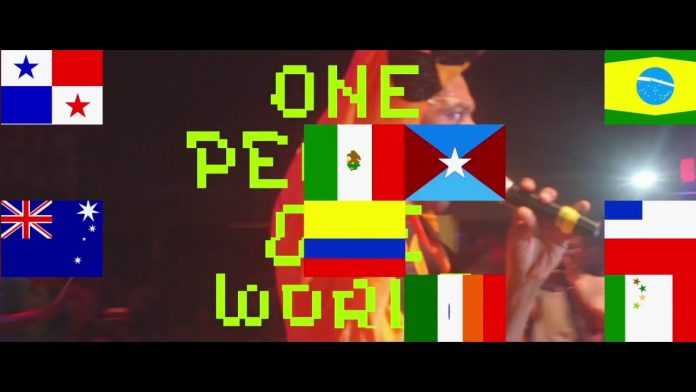 VIDEO: Femi Kuti - One People One World