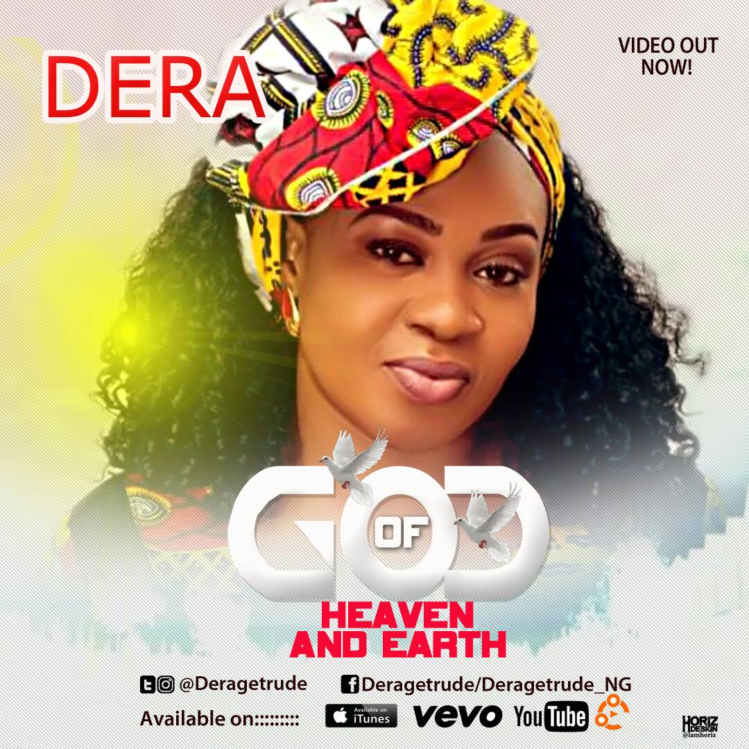 VIDEO: Dera – God Of Heaven And Earth