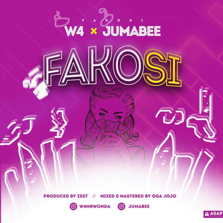 W4 ft. Jumabee – Fakosi