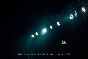 Terry Tha Rapman – Open Letter ft. Lady Donli