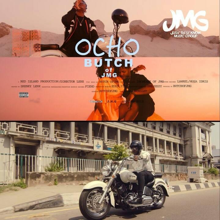 VIDEO: Butch of JMG – Ocho (Chocolate)