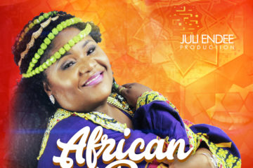 VIDEO: Queen Juli Endee – African Dance