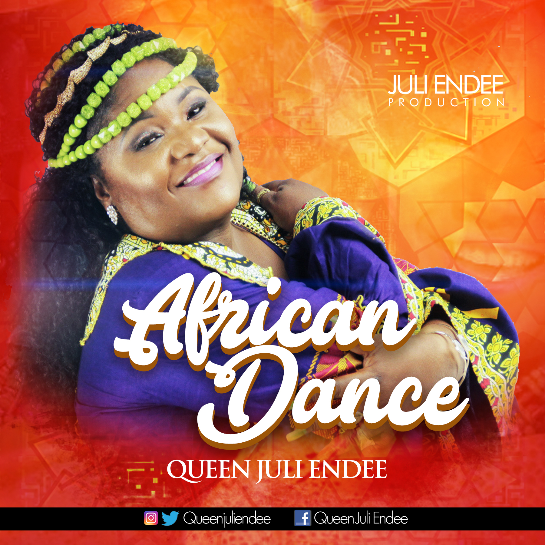 VIDEO/AUDIO: Queen Juli Endee – African Dance