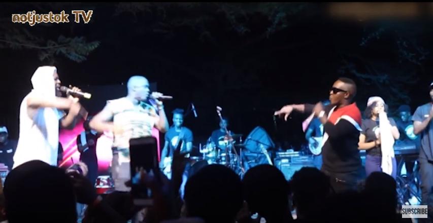 NotjustOk TV: Show Dem Camp, MI Abaga, Moelogo, Black Magic, Di'Ja Thrill At Palmwine Music Fest