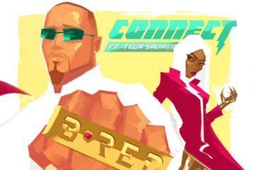 VIDEO: B-Red ft. Tiwa Savage – Connect