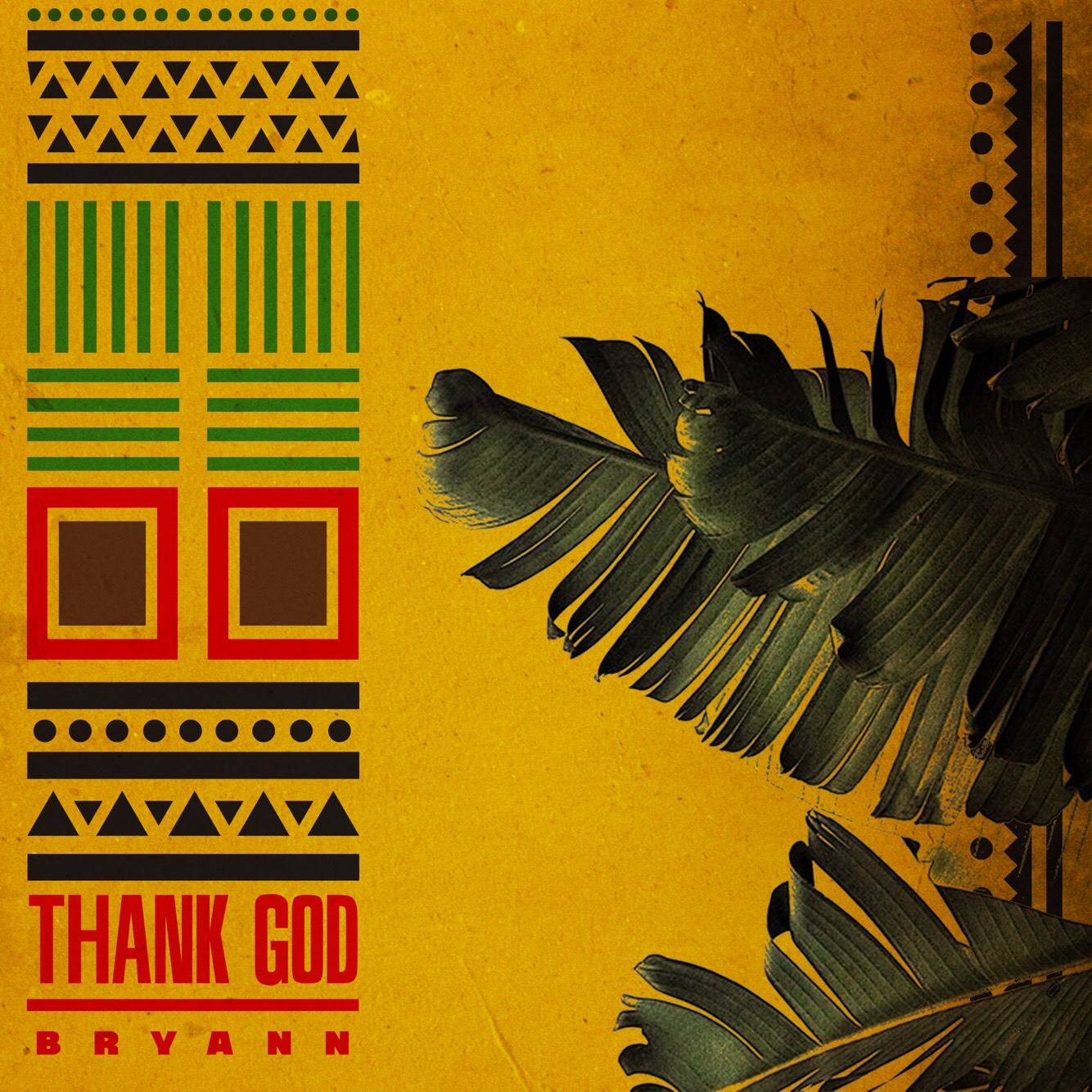 BRYANN – THANK GOD (AUDIO & VIDEO)