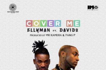 VIDEO: Ellyman ft. Davido – Cover Me