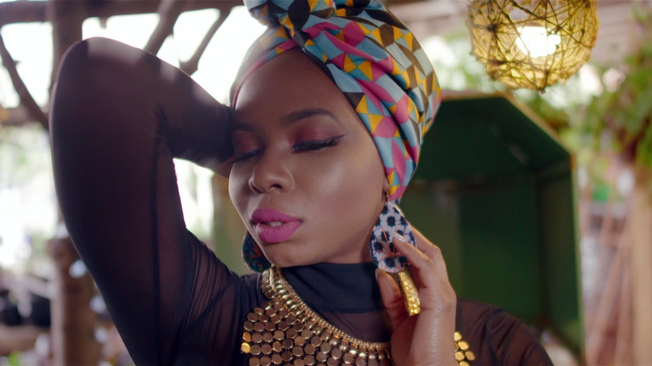 VIDEO: Maxi Priest ft. Yemi Alade - This Woman