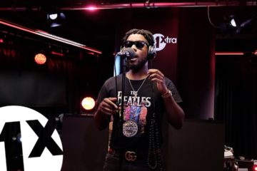 "VIDEO: Maleek Berry Performs ""Pon My Mind"" Live On BBC 1Xtra"
