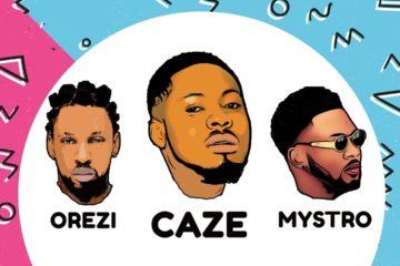 Caze ft. Orezi – Sololo (Prod. Mystro)