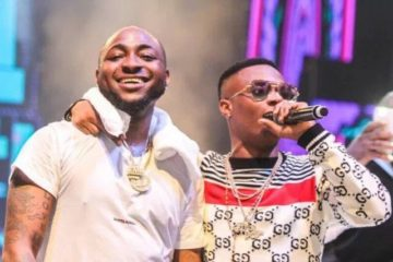 Wizkid & Davido's Songs Make The 75th Golden Globe Afterparty Playlist + Video