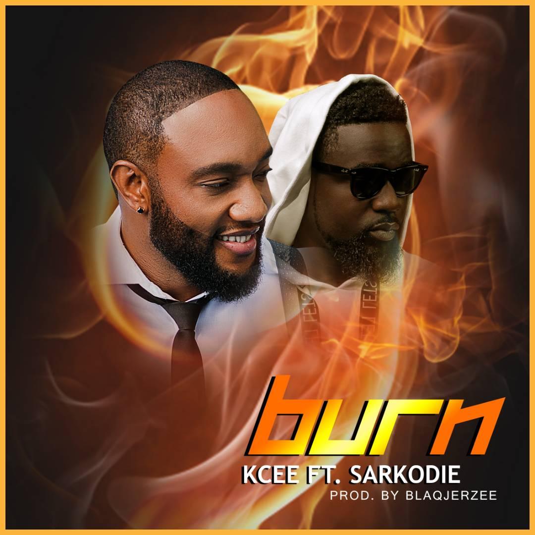 Kcee ft. Sarkodie - Burn (Prod. by Blaq Jerzee)