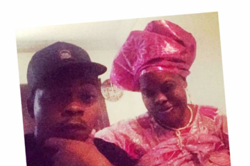 Davido, Adekunle Gold Sympathize With Olamide As He Mourns His Late Mother